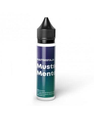Maitsestaja Mustsõstar ja Mentool 10ml