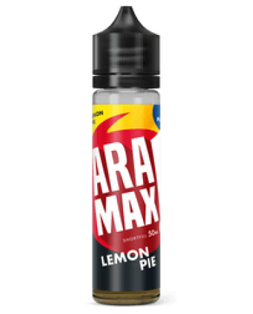 E-vedeliku maitsestaja Aramax Aroma Lemon Pie 12ml