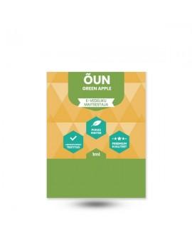E-vedeliku maitsestaja Vapista 1ml Õun