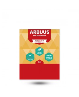 E-vedeliku maitsestaja Vapista 1ml Arbuus