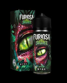 E-vedeliku maitsestaja Furiosa Skinz Myrh 24ml