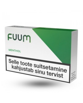 FUUM Menthol
