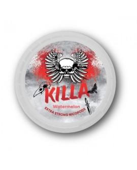 SNUS nikotiinipadjad Killa Watermelon 25mg/g