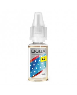 E-vedelik Liqua 4S 10ml Ameerika tubakasegu nikotiinisoolaga