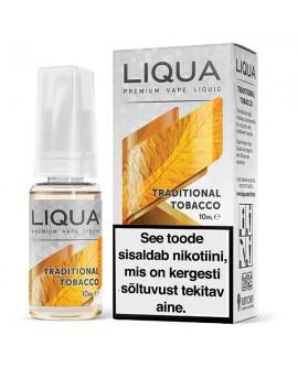 E-vedelik Liqua 10ml Traditsiooniline tubakas