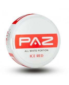 SNUS nikotiinipadjad Paz Ice Red 24mg/g